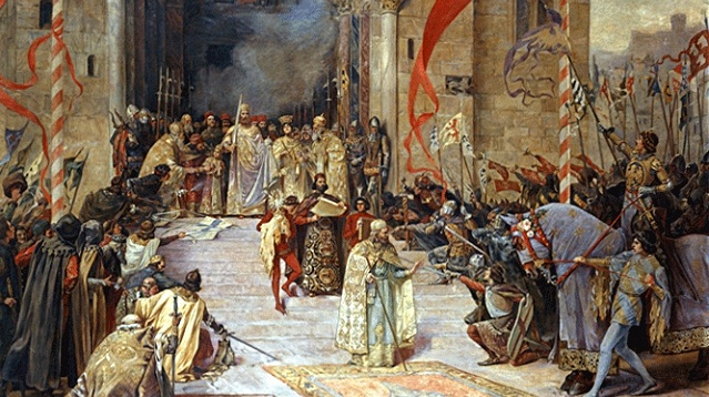 Car Dusan u slikama 25081_vest_krunisanje-cara-dusana