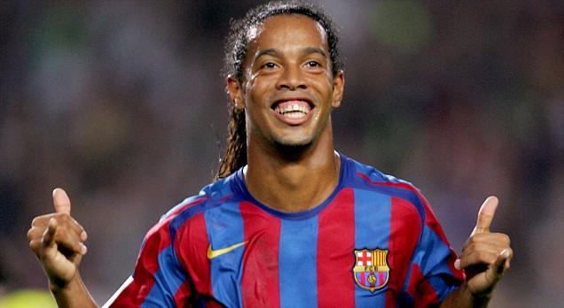 Španski fudbalski klubovi  27288_vest_ronaldinjo-barselona
